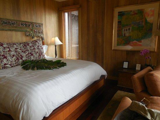 Holualoa Inn: Hibiscus Room