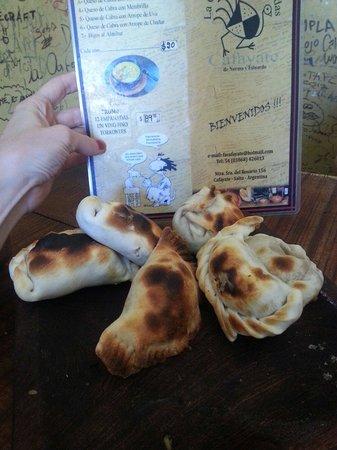 La Casa de las Empanadas Cafayate : Trooooooop bon
