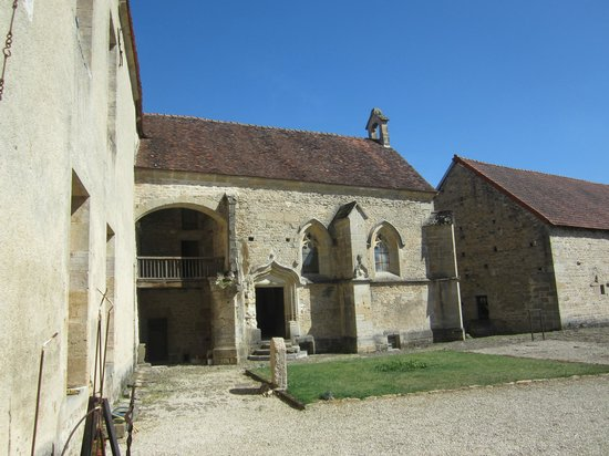Chateau d'Eguilly