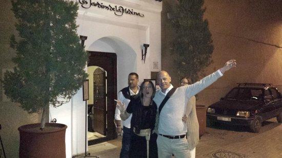 Les Jardins de la Medina: Enchantés de la soirée