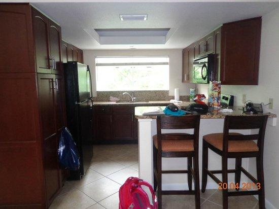 Sheraton Vistana Resort - Lake Buena Vista: Kitchen