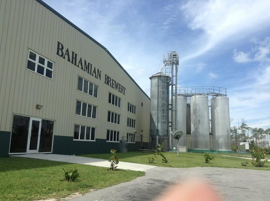 Fran's Travel Tour & Limo Service: Bahamian Brewery