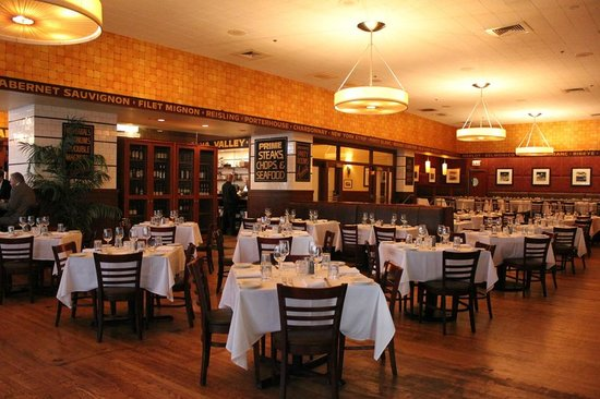The Grillroom Chophouse & Wine Bar, Chicago - Downtown / The Loop ...