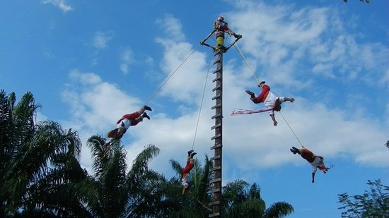Discover Mexico Cozumel Park: After lunch entertainment