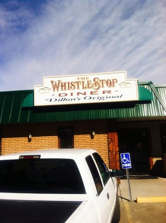 """Whistle Stop: """"Where The Locals Eat"""""""