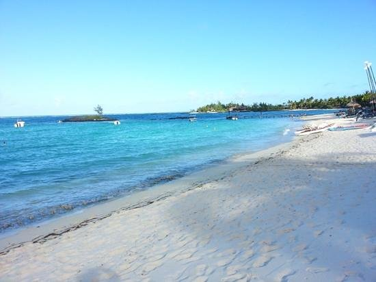 Constance Belle Mare Plage : the beautiful beach