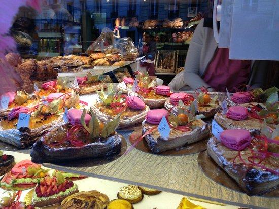 Boulangerie Alexine : Tarte coeur - Edition Saint Valentin 2014