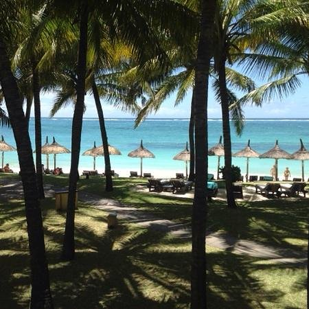 Constance Belle Mare Plage : view from the room