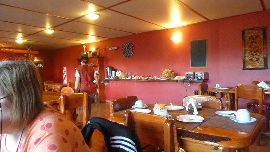 Kalenshen: Comedor mesa de desayuno
