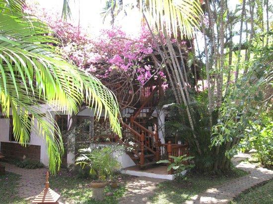 Secret Garden Chiang Mai : View of next room (Sukhothai)