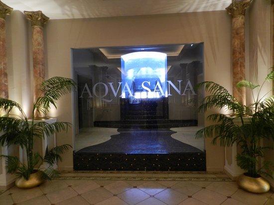 Cavallino Bianco Family Spa Grand Hotel: Aqua Sana una delle piscine