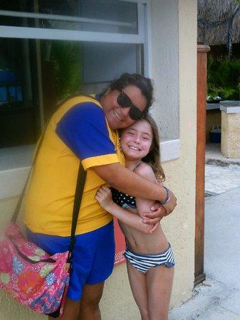 Allegro Playacar: Danke Sarai - unsere beste Kinderanimateurin