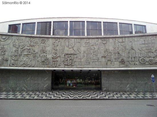 Teatro Guaira : teatro Guaíra