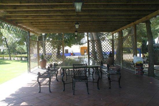 Hotel El Cortijo de Daimiel : ZONAS COMUNES