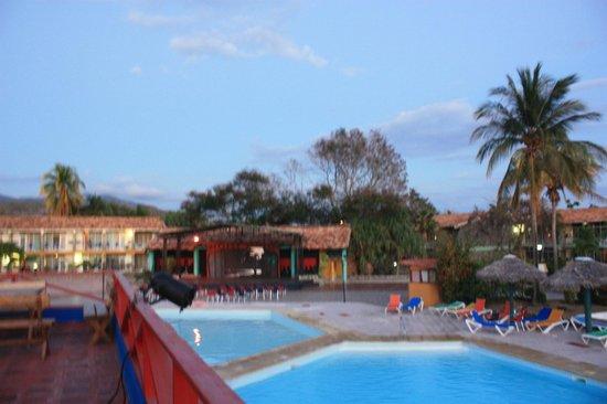 Club Amigo Carisol Los Corales: The pool