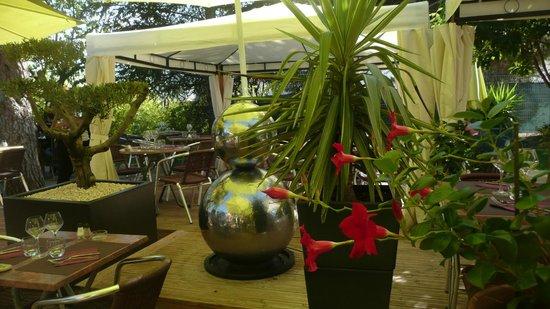 Superior Lu0027 Effet Jardin Restaurant : Le Jardin De Lu0027effet Jardin