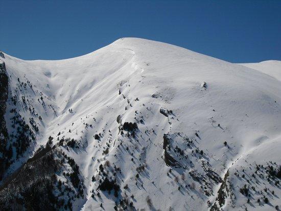 Hostal Rural Casa Moline: valle de Llauset - sierra de Menada