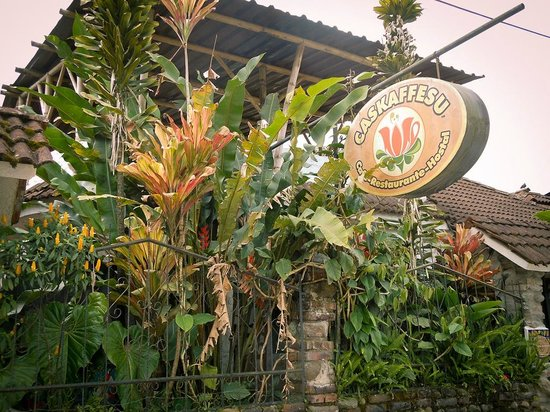 CasKaffeSu: KasKaffeSu Entrance