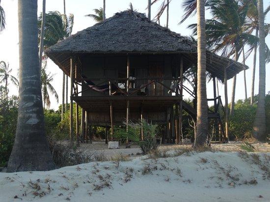 Simply Saadani Camp: Banda (Accommodation)