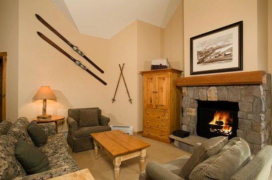 Buffalo Lodge at River Run Village: Living Room