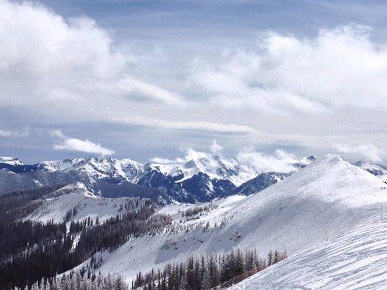 Wolf Creek Ski Resort: Summit View
