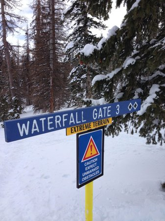 Wolf Creek Ski Resort: Off to the back country