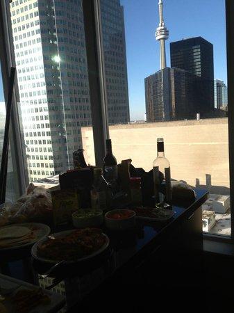 Executive Hotel Cosmopolitan: The view