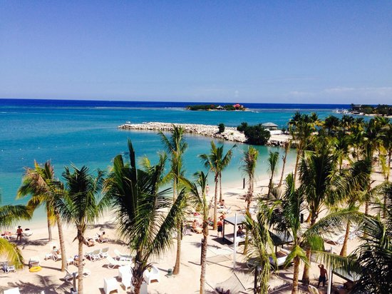 Hotel Riu Palace Jamaica: View