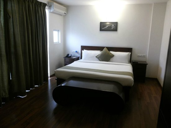 Maple Suites, Serviced Residences: Bed Room