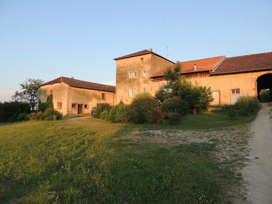 Chateau d'Alteville : Замок
