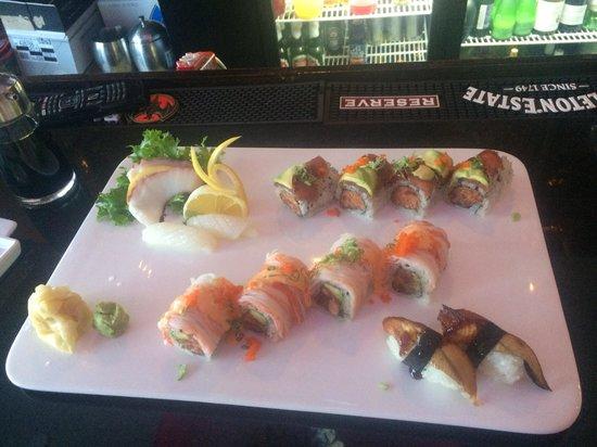 Asian Temptation: My order