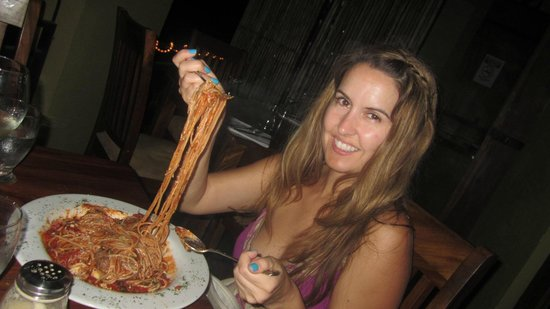 Victoria's Gourmet Italian Restaurant : Yum
