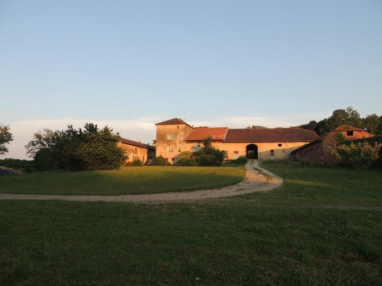 Chateau d'Alteville : Рядом с замком