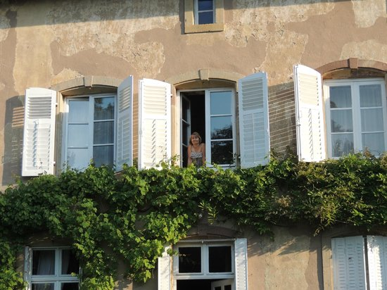 Chateau d'Alteville : уютный дом