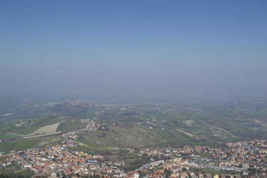 Guaita: View