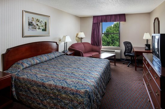 Mulberry Inn and Plaza at Fort Eustis : King Room