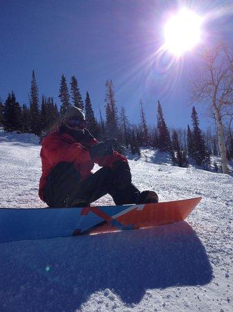 Steamboat Ski Resort: Chillin