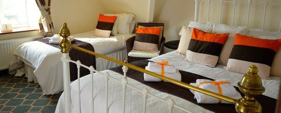 Ael y Bryn Hotel: Family Room Sleeps 3