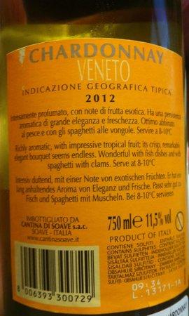 Italiannis: Excelent Wine