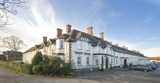 Rushyford, UK: The Eden Arms Hotel and Spa