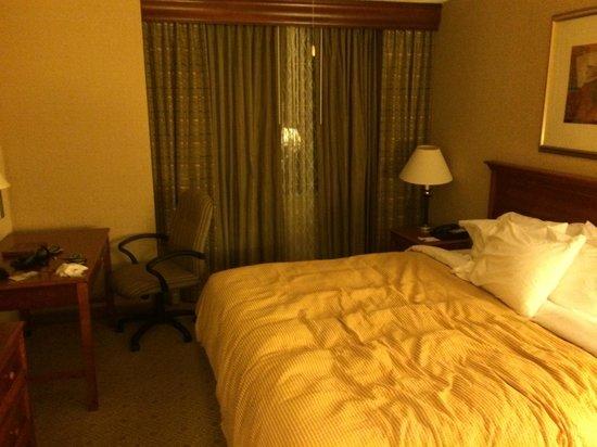 Homewood Suites Dulles International Airport : Bedroom