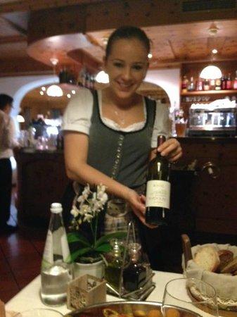 Sal Feur: restaurant manager