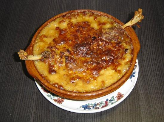 Hotel Restaurant du Lauragais: Cassoulet Maison