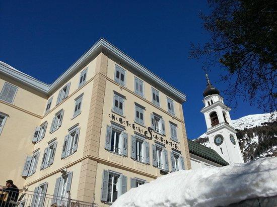 Hotel Saratz: Saratz Hotel