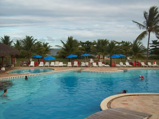 Costa Brasilis Resort: Parte de la psicina del hotel