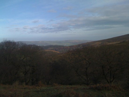 Dunkery Beacon: What an amazing view
