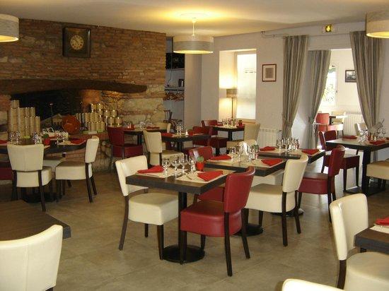 Hôtel Restaurant du Lauragais : Salle de restaurant relooker 2014