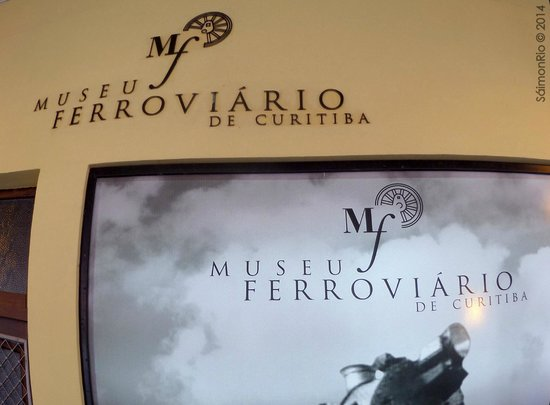 The Railway Museum: Museu Ferroviário de Curitiba