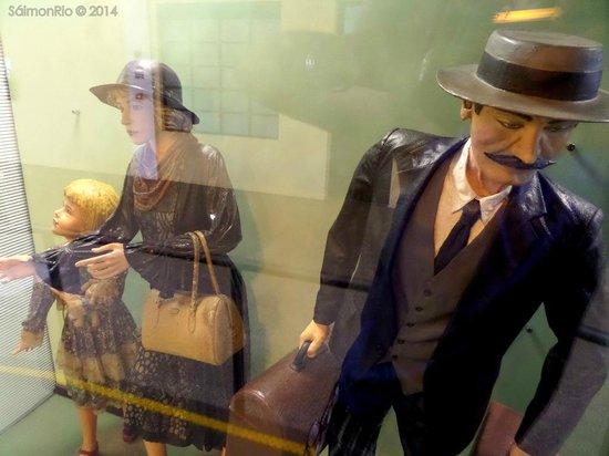 The Railway Museum : Museu Ferroviário de Curitiba