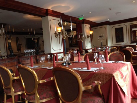 La Belle Epoque Restaurante : Restaurante